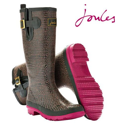 Joules 長靴 レインブーツ ネッシー 【送料無料】 レディース Joules 長靴 UKデザイン 長ぐつ レインブーツ ガーデニング 雨靴 女性用 トレッキング jounesnakolive *23 *24