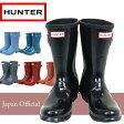 SALE ハンター HUNTER レインブーツ 国内正規品 長靴 16SS オリジナルショート グロス レディース メンズ 6色