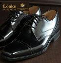 SALE OFF ! Loake England ローク ダービー シューズ F 3E 250B 革靴 ビジネス メンズ ギフト