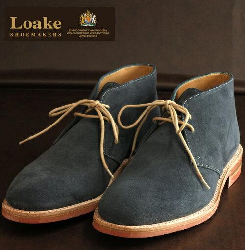 ローク イングランド Loake England シューズ 【送料無料】 Haydock 1880 英国製 メンズ 靴 革靴 本革 インク ロンドン 英国王室御用達 loakehaydockinksuede *25