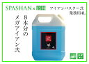 スパシャン アイアンバスター弐 業務用4L SPASHAN 飛躍的な進化 洗車 カーケア