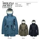 14-15 L1 L1TA MOLINA JACKET/スノーボード ウェア L1/エルワン スノーボードウェア/14-15 エルワン/ジャケット L1/WOMENS/レディース align=
