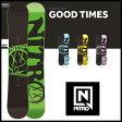 15-16 NITRO GOOD TIMES/15-16 NITRO/15-16 ナイトロ/NITRO スノーボード/ナイトロ スノーボード/ナイトロ スノーボード 板/NITRO ニトロ/148/152
