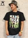 KINGSIZE Tシャツ/キングサイズ Tシャツ/半袖/MENS/メンズ/17-18 KINGSIZE GARDEN TEE