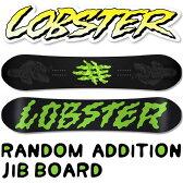 16-17 LOBSTER JIB BAORD RANDOM ADDITION/16-17 ロブスター JIB BAORD RANDOM ADDITION/ジブボード ランダムエディション/LOBSTER スノーボード/ロブスター スノーボード/151