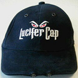 LUCIFER CAP【LED ライト付きキャップ】の紹介画像3