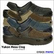 crocs【クロックス】Yukon Mesa Clog/ユーコン メサ クロッグ※※ メンズ サンダル ターボストラップ 街歩き【10P03Dec16】