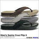 crocs【クロックス】 Men's Santa Cruz Flip II/メンズ サンタクルーズフリップ2※※ビーチサンダル ビーサン メンズ