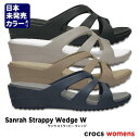 crocs【クロックス】Sanrah Strappy Wed...