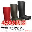 crocs【クロックス】Wellie Rain Boot W/クロックス ウェリー レインブーツ ウィメンズ【532P19Mar16】