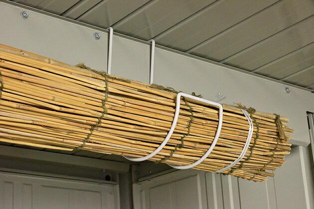 【タクボ物置】 オプション 長尺物収納ハンガーの商品画像