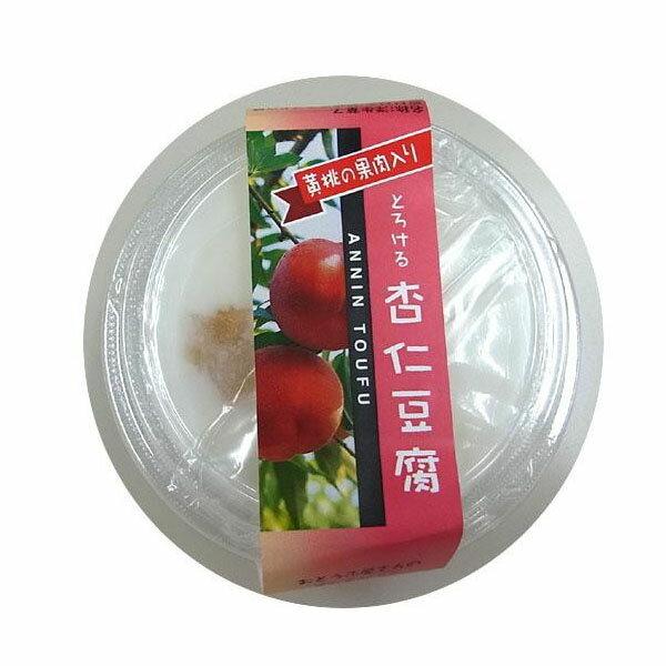【代引不可】とろける杏仁豆腐 24個セット「他の商品と同梱不可/北海道、沖縄、離島別途送料」