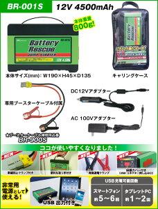 NEWINGニューイングバッテリーレスキューBR-001S