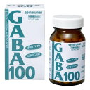 マルマン GABA100(ギャバ100) 75粒「他の商品と同梱不可」