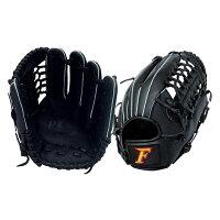 FALCON ファルコン 野球グラブ グローブ 軟式一般 オールラウンド用 Sサイズ ブラック FG-6001「他の商品と同梱不可」の画像