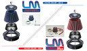 ■BLITZ ブリッツ コアタイプエアクリーナー SUS POWER LM code56109 ホンダ フィット 07/10- GE8 L15A