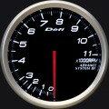 Defi デフィ ADVANCE アドバンス BF タコメーター 80φ 9000RPM WH DF10901