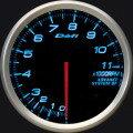Defi デフィ ADVANCE アドバンス BF タコメーター 80φ 9000RPM BL DF10903