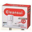 ◇クリンスイ 蛇口直結型浄水器 モノ201 MD201-WT※他の商品と同梱不可