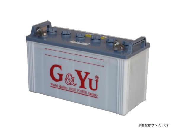 <代引不可/個人宅配送不可>G&YU ジーアンドユー バッテリー 電動車両・EV EB100G テーパー端子