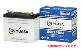 GS YUASA [���������楢��] �Хåƥ �?�ɥ��������� NA6CE/NB6C/NA8C/NB8C [HJ-A24L(S)]