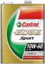 Castrol カストロール EDGE Sport SN 10W60 4L  3缶