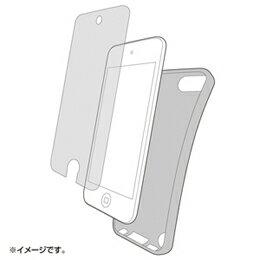 ☆サンワサプライ MP3プレーヤーアクセサリ TPUソフトケース(iPodtouch第5世代用) PDA-IPOD61CL PDA-IPOD61CL