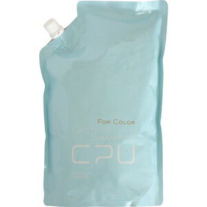 1,000 ml of Shiseido professional CPU lasting shampoo refillable shiseido