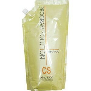 Shiseido Shiseido Professional program solutions shampoo CS 1400ml refill refill shiseido fs3gm