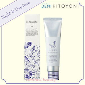 Demi ヒトヨニ relaxing クリームケア 100 ml DEMI HITOYONI fs3gm
