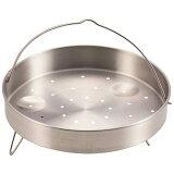 パール金属 圧力鍋用蒸し目皿22cm用 H-5037