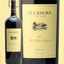 ショッピングスリーパー ダックホーン メルロー スリーパームスヴィンヤード 2015 1.5L 赤ワイン アメリカ カリフォルニア マグナム ナパ スペクテイター TOP100 1位 あす楽 即日出荷