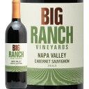 楽天葡萄畑 ココスビッグ ランチ カベルネ ソーヴィニヨン ナパ ヴァレー 2014 Big Ranch Cabernet Sauvignon Napa Valley 赤ワイン フルボディ ワインインスタイル バレー アメリカ カリフォルニア