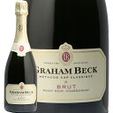 グラハム ベック ブリュット Graham Beck Brut スパークリング ワイン 南アフリカ ...