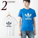 [アディダス オリジナルス ボーイズ]トレフォイル Tシャツ adidas originals TREFOIL TEE BRQ05 キッズ レディース メンズ