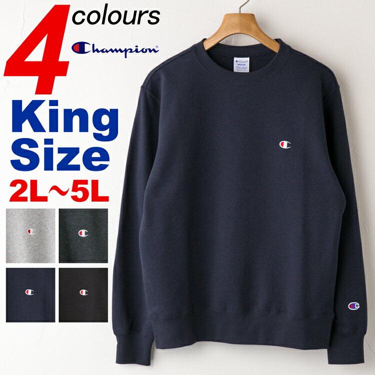チャンピオン スウェットシャツ C3-C019L...の商品画像