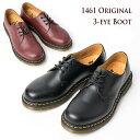 ドクターマーチン 3ホール 1461 ブーツ Dr.Mart...
