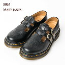ドクターマーチン 8065 メリージェーン Dr.Martens MARY JANE 12916001 レディース ス