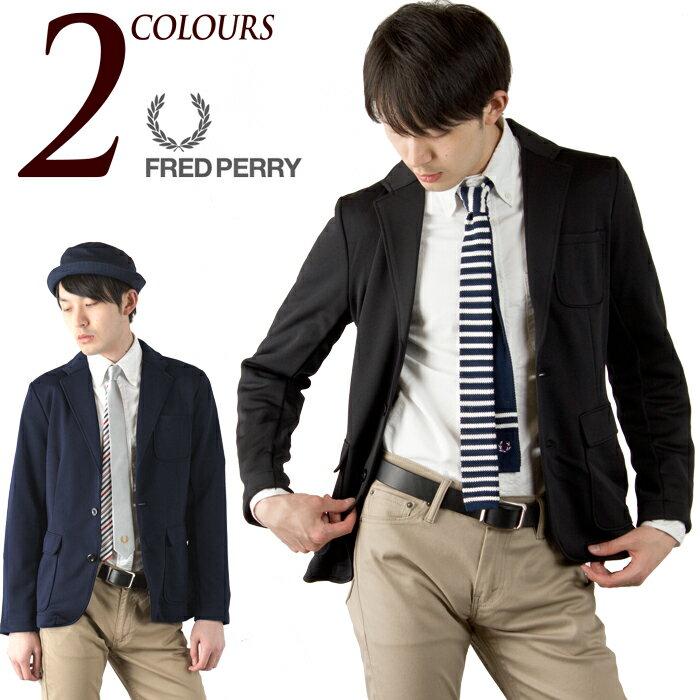【30%OFF】フレッドペリー ジャケット ジャージ テーラード ジャケット FRED PERRY F2411【送料無料】