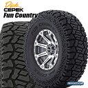 37X12.5R20LT DICK CEPEK Fun Country BK 37-12.5-20LT オフロードタイヤ of