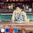 アロハシャツ かりゆしウェア メンズ(男性用)「Flosting Hibiscus」全4色 人気アロハがリニューアル! 半袖 沖縄ウエディングには当店のアロハシャツ!3L4L5L 大きいサイズあり【楽ギフ_包装】リゾートウエディングにアロハシャツ【父の日ギフトは送料無料】166257
