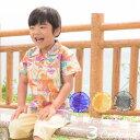 アロハシャツ キッズ(子供用)【メール便可】