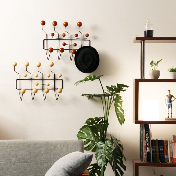 eames hang it all lookup beforebuying. Black Bedroom Furniture Sets. Home Design Ideas