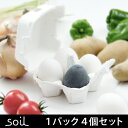 soil ドライングエッグ (ソイル 珪藻土調湿脱臭剤 珪藻土 調湿 消臭 タマゴ soil)