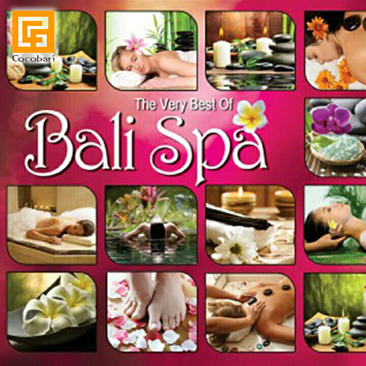 The Very Best Of Bali Spa(CD) 【 バリ 音楽 CD ガムラン…...:cocobari:10002045
