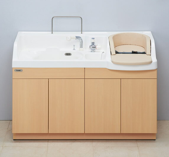 【MU22】 Combi 沐浴ユニットMU22 保育施設製品 コンビウィズ株式会社【メーカー直送のみ・代引き不可】【RCP】