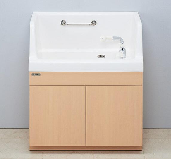 【MU31】 Combi コンパクト沐浴ユニットMU31 保育施設製品 コンビウィズ株式会社【メーカー直送のみ・代引き不可】【RCP】