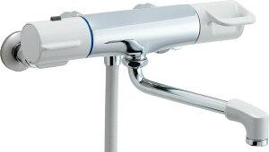 INAX LIXIL・リクシル 浴室用水栓金具 シャワーバス水栓浴槽・洗い場兼用 サーモスタット付シャワーバス水栓 エコフルスプレーシャワー ノルマーレBF-HE145TNSD(250)【BFHE145TNSD250】【RC