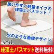 ソイル soil 珪藻土 バスマット アクア【送料無料】