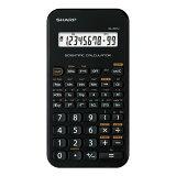 【送料無料】シャープ(SHARP)スタンダード関数電卓 EL-501J-X 10桁【郵便でお届け】